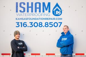 IWP foundation and waterproofing