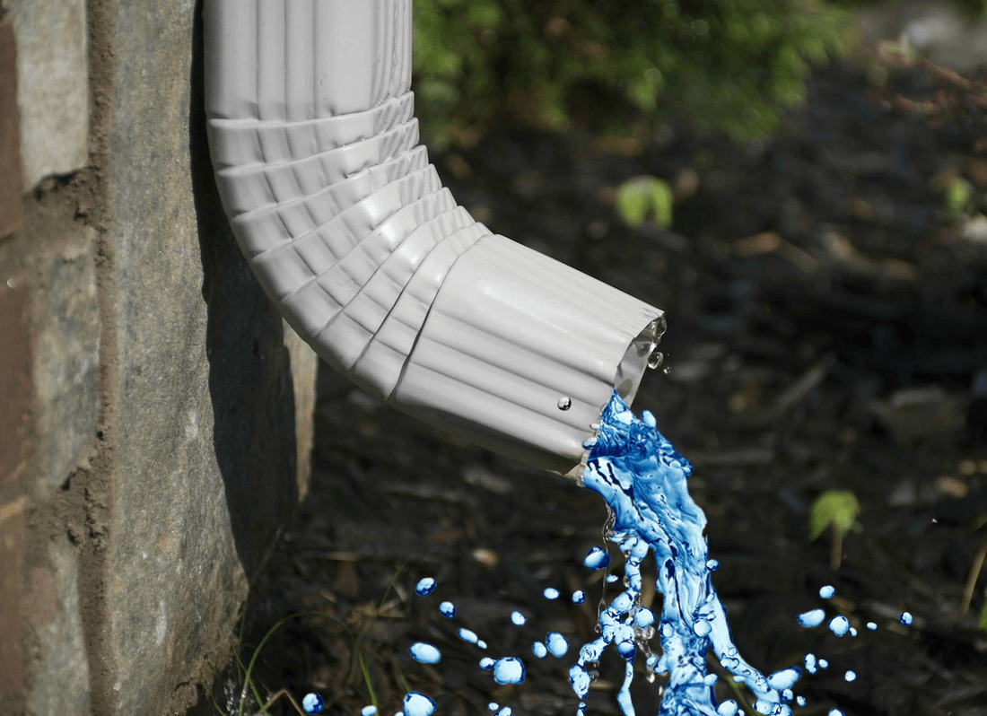 Protect your Home: Gutters & Ground Spouts